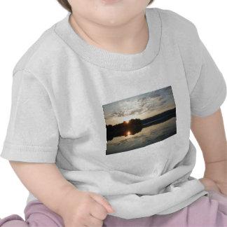 Sunrise over Lake T-shirt