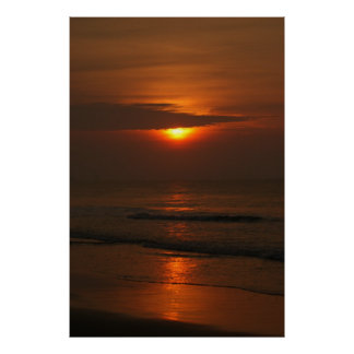Sunrise Over Myrtle #2 Posters