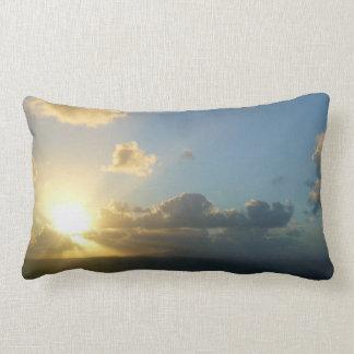 Sunrise over San Juan Pillow