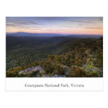 Sunrise over the Grampians Post Card