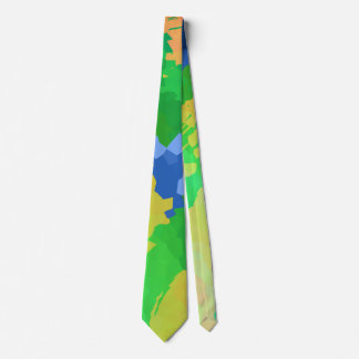 Sunrise Over the Ocean Neck Tie