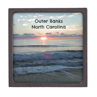 Sunrise over the Outer Banks of North Carolina Gift Box
