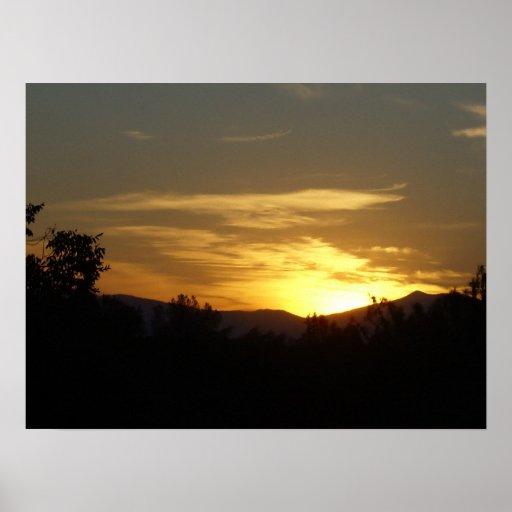 Sunrise over Turtle Bay Print