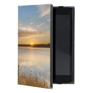 Sunrise Over Wetlands At Arrowwood National iPad Mini Cover