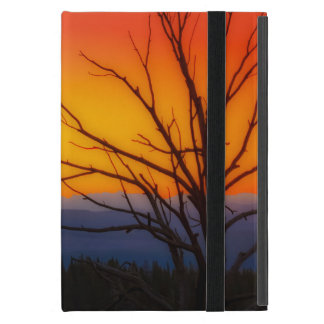 Sunrise Over Yellowstone National Park Design iPad Mini Cover