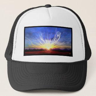 Sunrise Overpass.jpg Trucker Hat