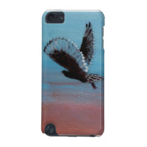 Sunrise Owl Bird Art iPod Touch 5G Case