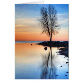 Sunrise Palette Card