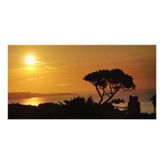 Sunrise Photo Greeting Card