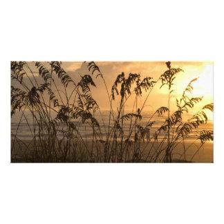 Sunrise Personalized Photo Card