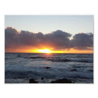 Sunrise Photo Print