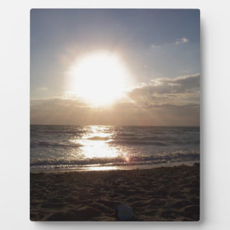 Sunrise Photo Plaques
