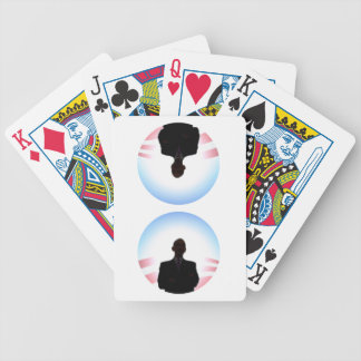 Sunrise Playing Cards Double