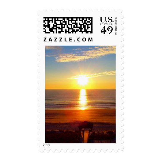 Sunrise Postage