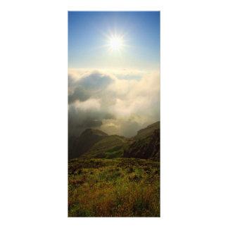 Sunrise Rack Card