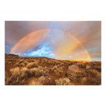 Sunrise Rainbow Photo Print