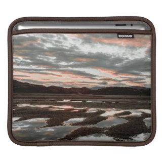 Sunrise reflections at Lago Grey Sleeve For iPads