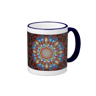 Sunrise Ringer Coffee Mug