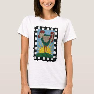 Sunrise Rooster - sunshine t-shirt