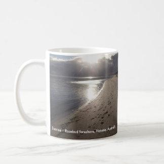 Sunrise - Rosebud foreshore #2 Classic White Coffee Mug