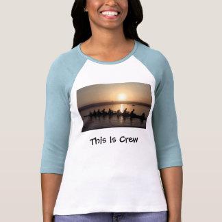 Sunrise Row T-shirts