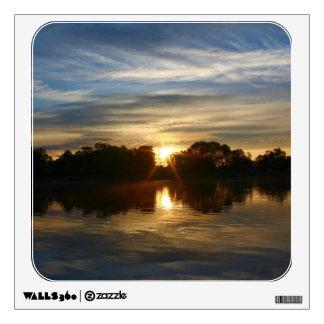 Sunrise Scenery Wall Sticker