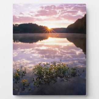 Sunrise Scenic Plaques