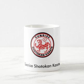 Sunrise Shotokan Karate Mugs