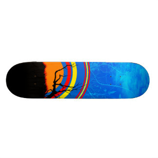 Sunrise Skateboard