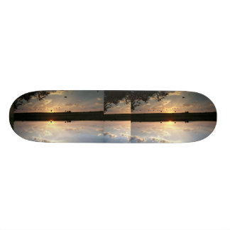 Sunrise Skateboard Deck