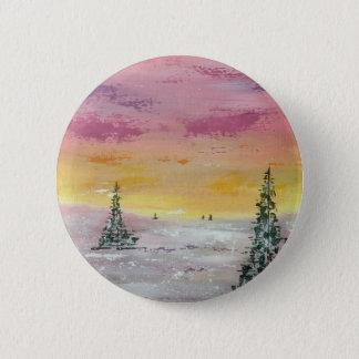 Sunrise Slopes Button