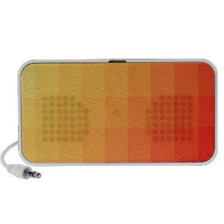 Sunrise iPod Speakers
