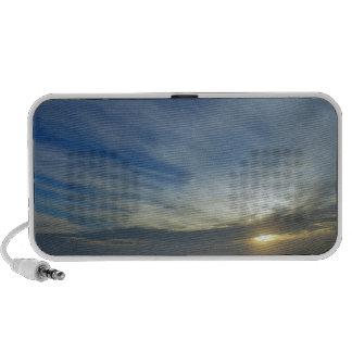 Sunrise Spectacular Travel Speakers