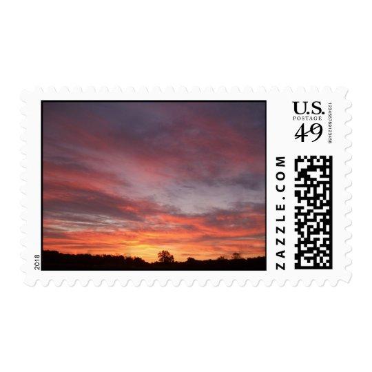 Sunrise stamp - Customized