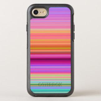 Sunrise stripes OtterBox symmetry iPhone 8/7 case