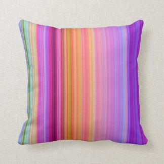 Sunrise Stripes Pillow