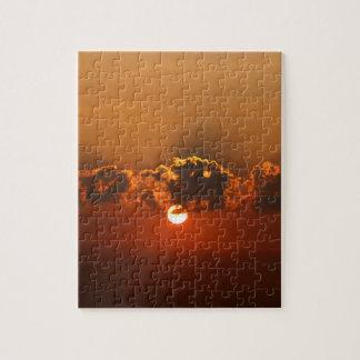 Sunrise Style Jigsaw Puzzle