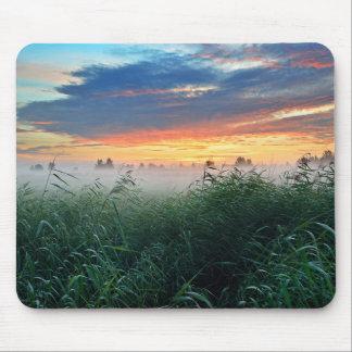 Sunrise Subject Mouse Pad