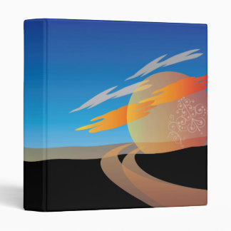 sunrise sunset binder