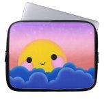 Sunrise Sunset Laptop Sleeves