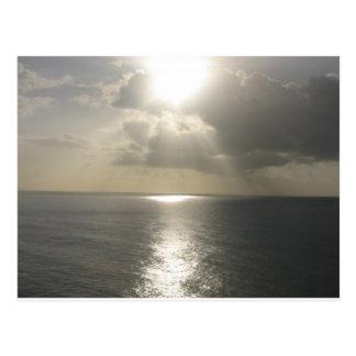 Sunrise Sunset Postcard