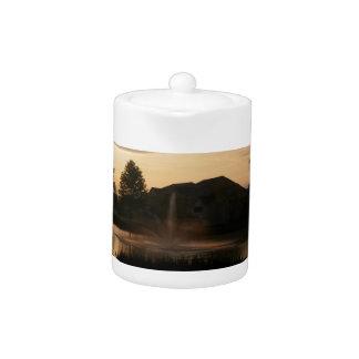 Sunrise Teapot