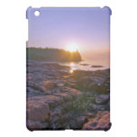 Sunrise Through Split Rock iPad Mini Covers