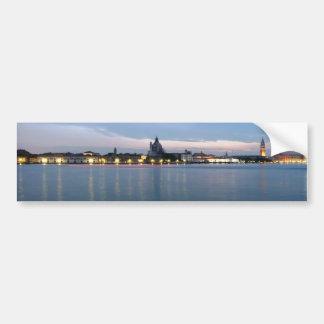 Sunrise: Venice, Italy Bumper Sticker