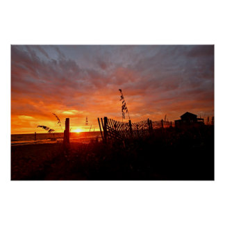 Sunrise View Posters