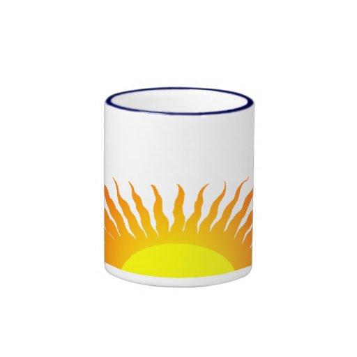 Sunrise Wake-Up Mugs