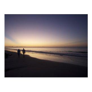 Sunrise Walk on St Simons Beach
