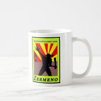 """Sunrise Warrior"" Coffee Mug designed by Zermeno"