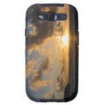 Sunrise With Clouds St. Martin Samsung Galaxy SIII Case