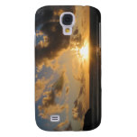 Sunrise With Clouds St. Martin Galaxy S4 Cases